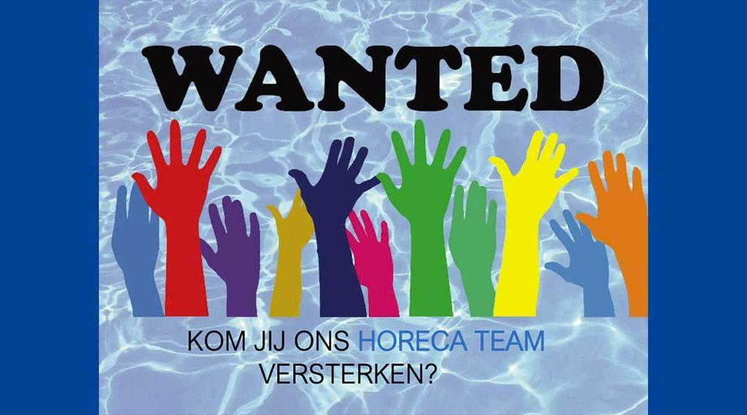 Vrijwilliger horeca team - zwembad in de dennen