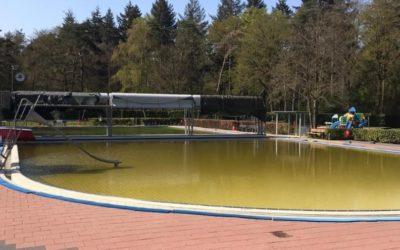 Zwembad 'In de Dennen' misschien toch open