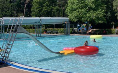 Zomerabonnement te koop bij zwembad In de Dennen