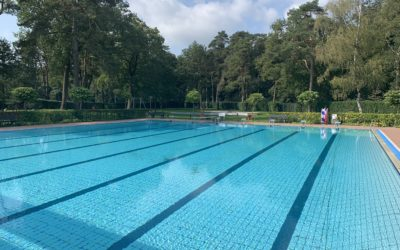 """Zwembad """"In de Dennen"""" in Vorden stelt opening uit"""