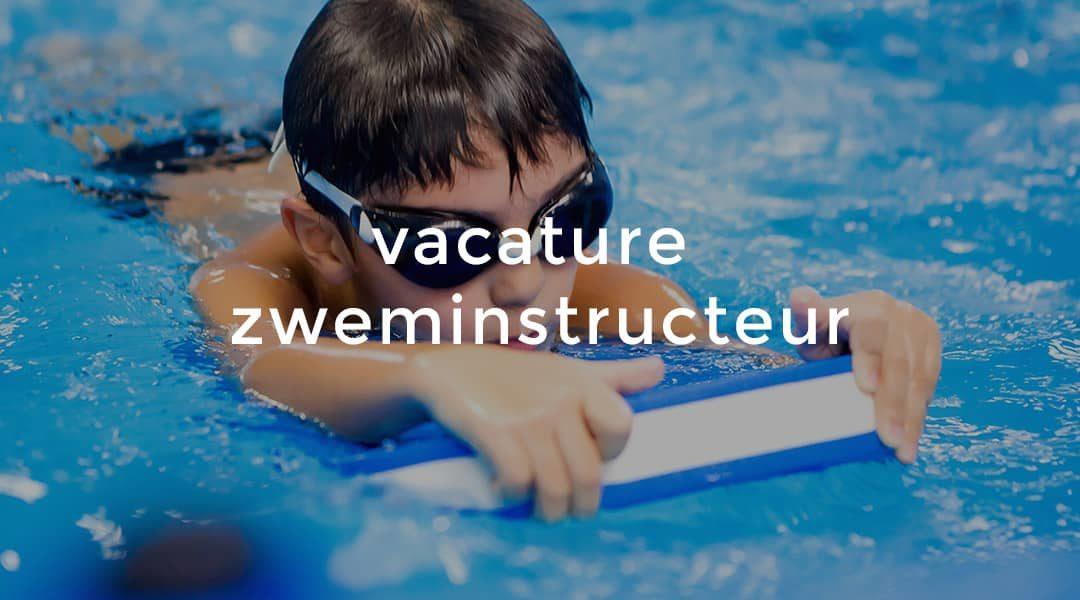 Vacature zweminstructeur - zwembad in de dennen