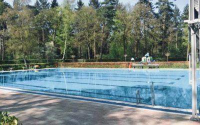 Zwembad In de Dennen werkt aan de zomer