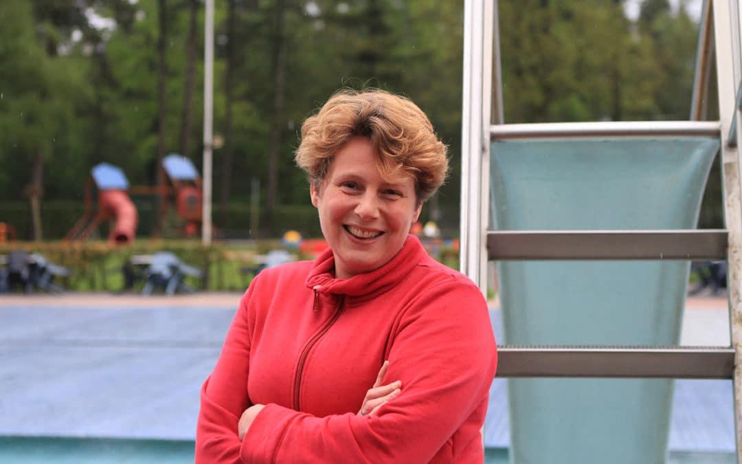 Marion van Beelen - Zwembad in de Dennen